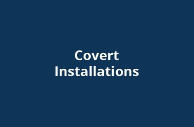 Covert Installer, Covert camera Installer, Hidden camera Installer